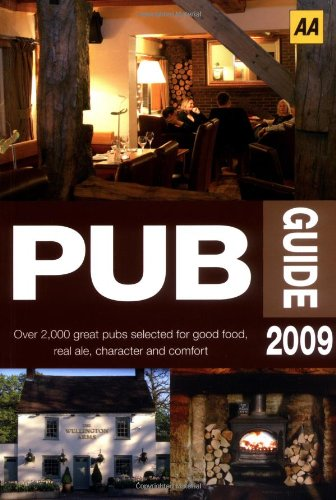 9780749557881: AA Pub Guide 2009 (AA Lifestyle Guides)