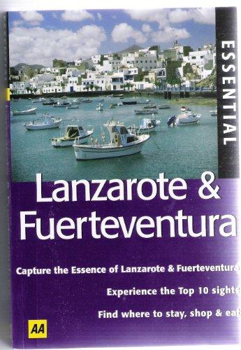 9780749559410: Essential Lanzarote & Fuerteventura