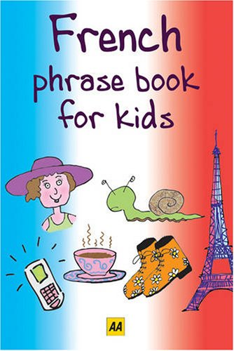 9780749559502: French (AA Phrase Books for Kids)