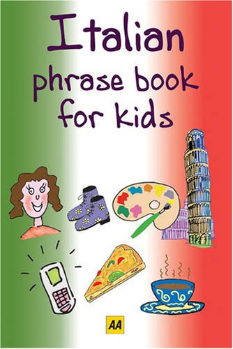 9780749559519: Italian (AA Phrase Books for Kids)