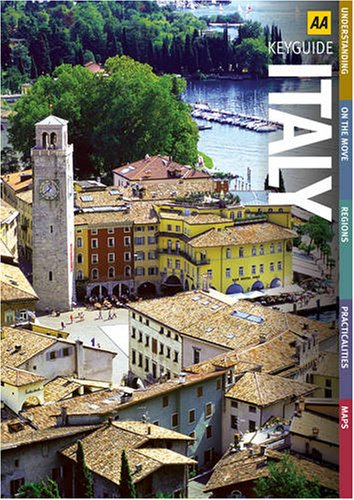 9780749559618: Italy (AA Road Map Europe Series)