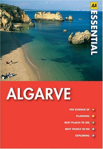 9780749560010: Algarve (AA Essential Guide)