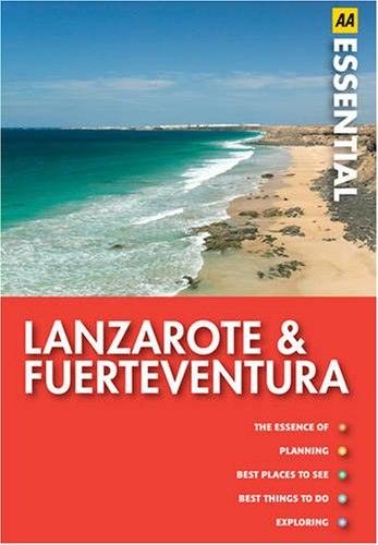 9780749560133: Lanzarote and Fuerteventura