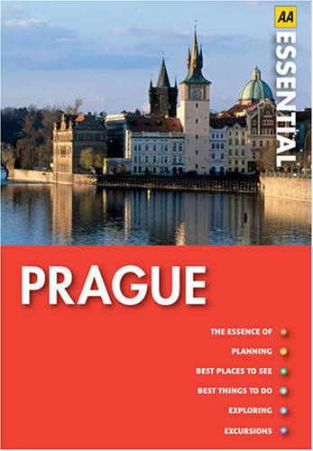 Prague (AA Essential Guides Series): AA Publishing