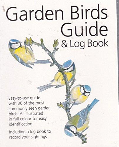 9780749560225: AA Garden Birds Guide & Log Book