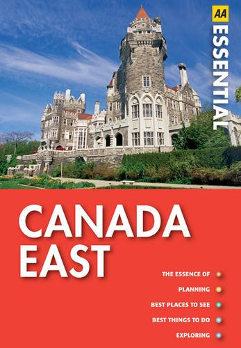 9780749561222: Canada East (AA Essential Guide)