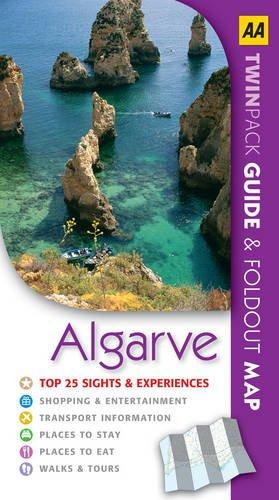 9780749561468: Algarve (AA TwinPacks) (AA Spiral Guides)