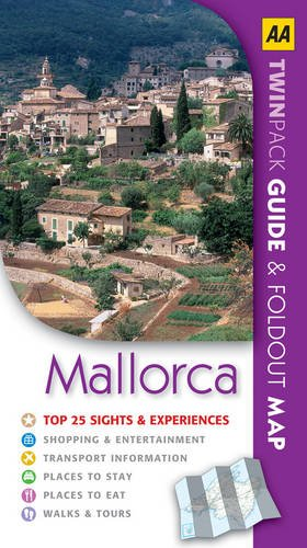 9780749561536: Mallorca (AA TwinPacks)