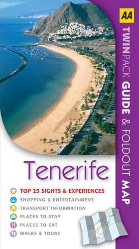 Tenerife (AA TwinPacks): Rogers, Barbara Radcliffe
