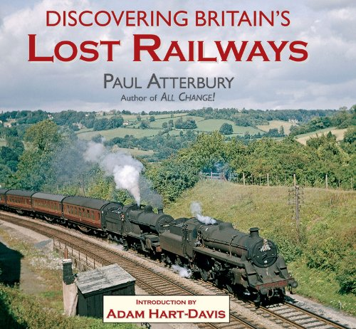 9780749563707: Discovering Britain's Lost Railways
