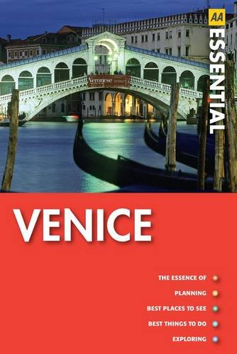 9780749565282: Venice (AA Essential Guides)