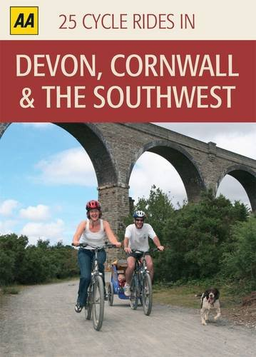 9780749565541: Devon, Cornwall and the Southwest (Aa 25 Cycle Rides Boxed Set)