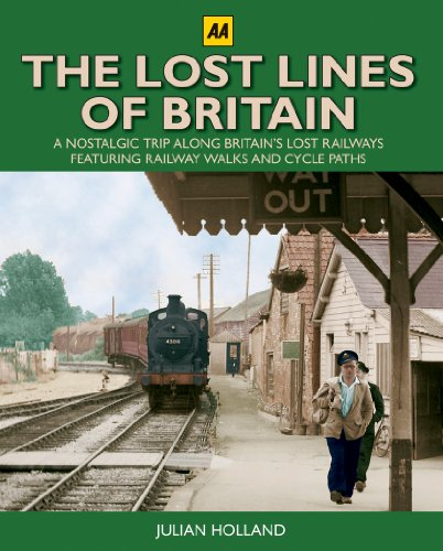 9780749566302: Lost Lines of Britain (Aa Illustrated Reference)