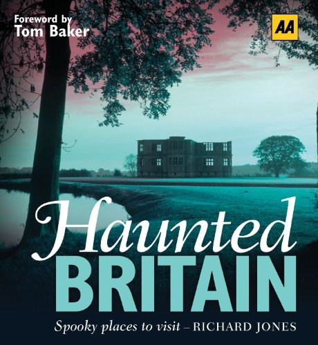 9780749566500: Haunted Britain. Richard Jones