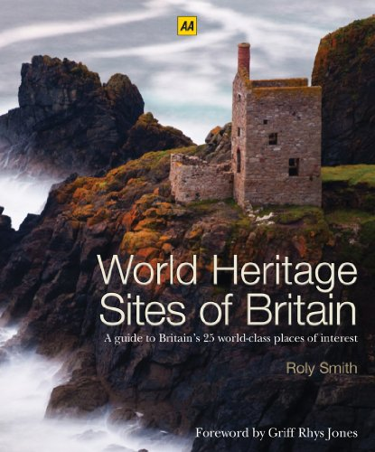 9780749566517: World Heritage Sites of Britain (Aa Illustrated Reference)