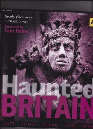 HAUNTED BRITAIN: RICHARD JONES