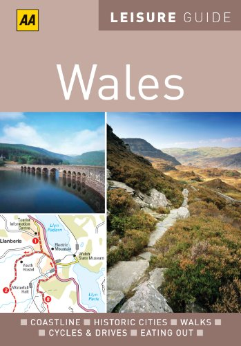 9780749566951: Wales (AA Leisure Guides)