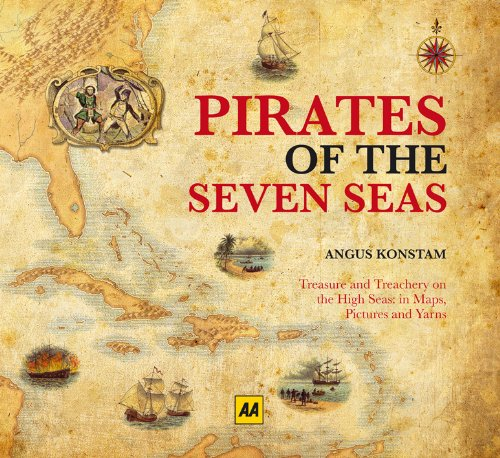 9780749567408: Pirates of the Seven Seas (Aa Illustrated Reference)