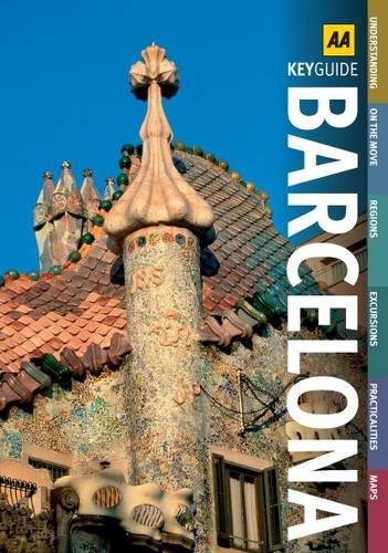 9780749567552: Barcelona (AA Spiral Guides)