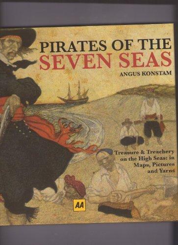 9780749567835: PIRATES OF THE SEVEN SEAS
