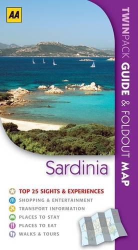 9780749568085: TwinPack Sardinia (Aa Twinpack)