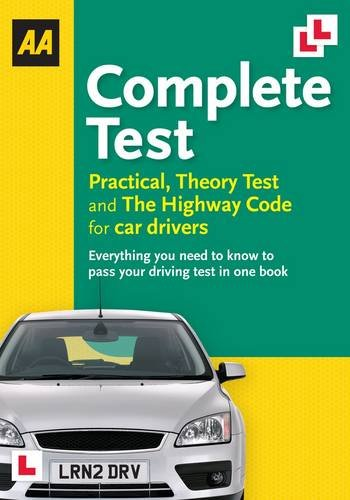 9780749571108: Complete Test (Aa Driving Test)