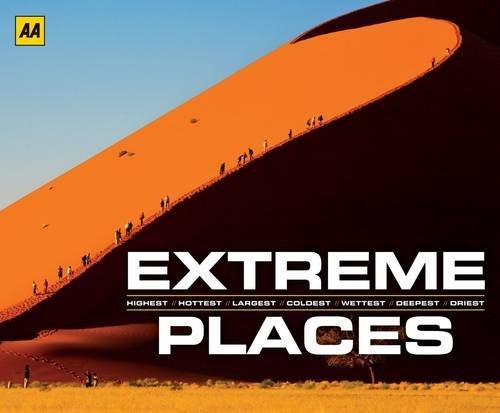9780749571603: Extreme Places: Highest, Hottest, Largest, Coldest, Wettest, Deepest, Driest.