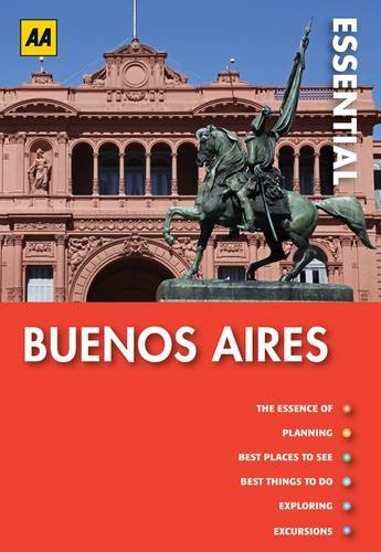 Buenos Aires. (AA Essential): AA Publishing