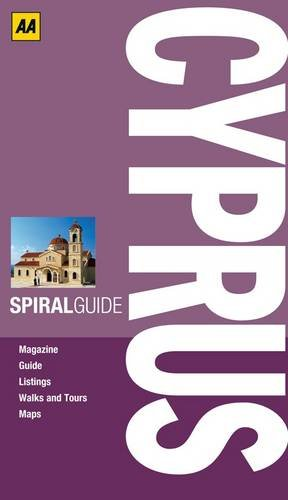 9780749571696: Cyprus. (AA Spiral Guides)