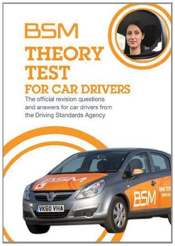 Driving Test Theory BSM: AA Publishing