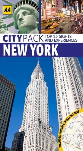 CityPack New York (AA Colours of.): AA Publishing