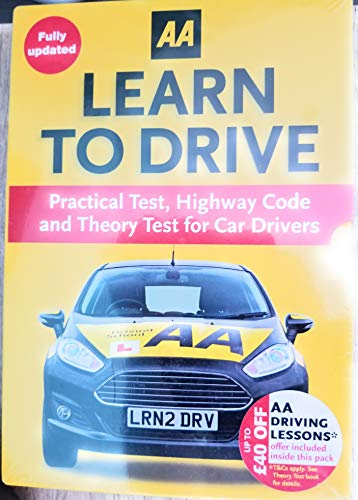 9780749572747: LEARN TO DRIVE (3 IN 1 SLIPCAS