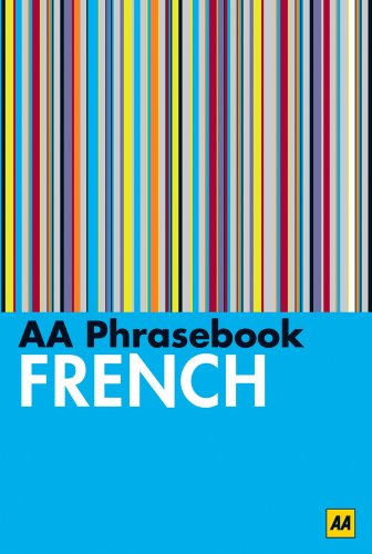 9780749574130: AA Phrasebook French (AA Phrasebooks) (French Edition)