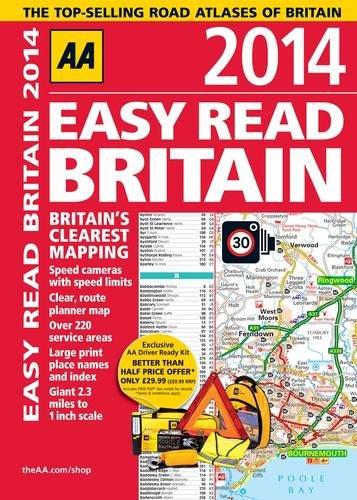 9780749574529: Easy Read Britain 2014