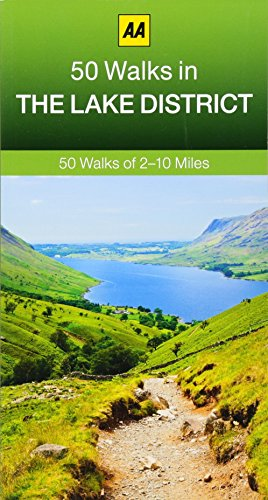 9780749574833: 50 Walks in Lake District