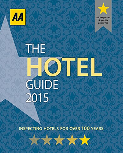 9780749576165: Hotel Guide 2015 (AA Lifestyle Guides)