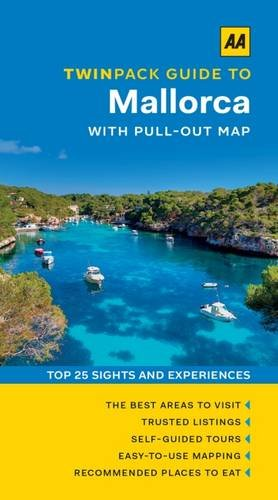 AA Twinpack Guide to Mallorca: AA Publishing