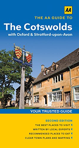 9780749577605: The AA Guide to Cotswolds