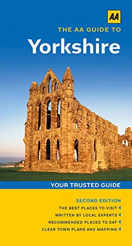 9780749577667: Yorkshire (The AA Guide to)