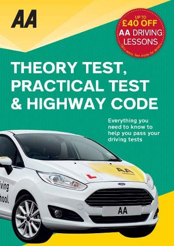 9780749577940: Theory Test, Practical Test & Highway Code (Aa Driving Test Series)