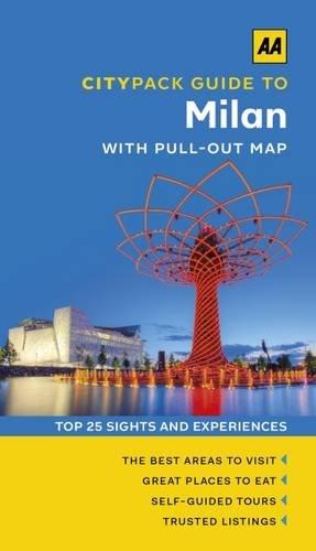 9780749578022: Milan (AA CityPack Guides)