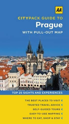 9780749578046: Prague (AA CityPack Guides)