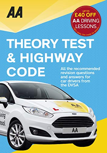 9780749578077: Theory Test & Highway Code (Aa Driving Test Series)