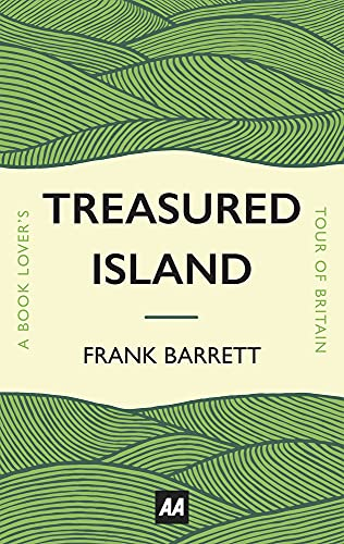 9780749578138: Treasured Island: A Book Lover's Tour of Britain