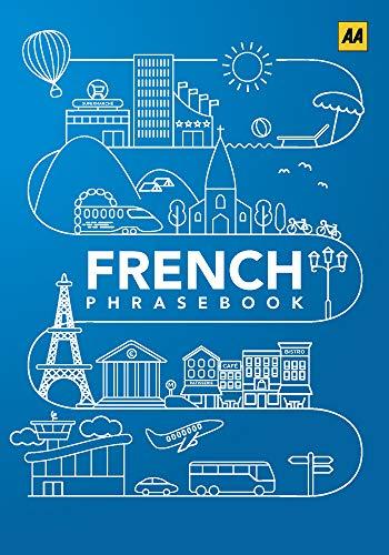 9780749581657: French Phrasebook (AA Phrasebooks)