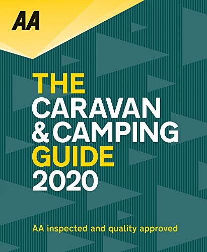 9780749582005: AA Caravan & Camping Guide 2020 (AA Lifestyle Guides): The UK's Best Selling Annually Updated Camping Guide: 52nd Edition: The Uk's Best Selling Annually Updated Camping Guide: 51st Edition