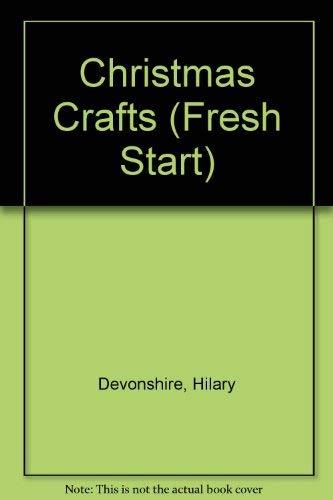 9780749601416: Christmas Crafts (Fresh Start)