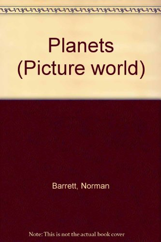 9780749601669: Planets (Picture world)