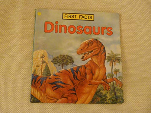 9780749603984: Dinosaurs (First Facts)