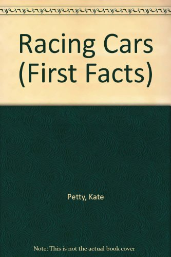 9780749604011: Racing Cars (First Facts)